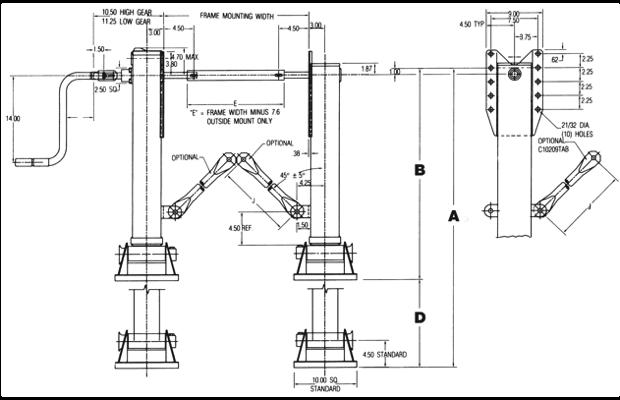 Semi Truck Trailer Parts Diagram : Semi truck trailer parts diagram wiring for free